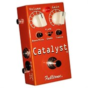Fulltone Catalyst Distortion/Boost/Fuzz Pedalı - El Yapımı